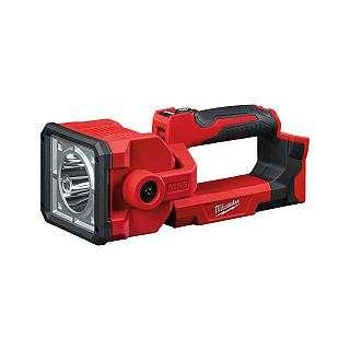 TORCIA LED A LUNGA DISTANZA MILWAUKEE M18 SLED-0 SENZA BATTERIA