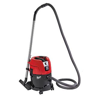 ASPIRATORE INDUSTRIALE 25 LT MILWAUKEE AS2-250ELCP