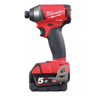"AVVITATORE A IMPULSI 1/4"" MILWAUKEE  M18 FID-502X IN VALIGETTA HEAVY DUTY"