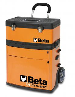 TROLLEY C41S SMART BETA A 2 MODULI ARANCIONE