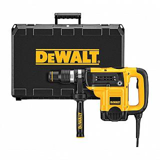 MARTELLO COMBINATO DEMOPERFORATORE D25501K DEWALT