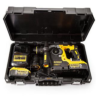 TASSELLATORE SDS PLUS DEWALT DCH274P2T BRUSHLESS