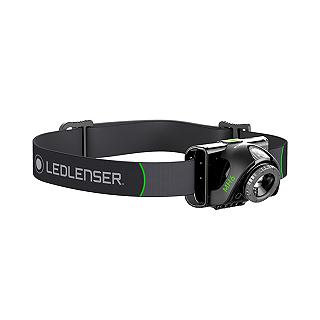 TORCIA FRONTALE RICARICABILE LED LENSER MH6 OUTDOOR