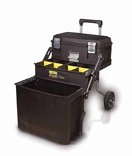 SET MOBILE STANLEY FATMAX® WORKSTATION