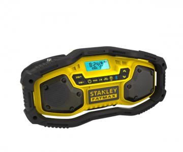 RADIO AM/FM BLUETOOTH STANLEY FMC770B