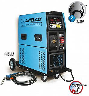 SALDATRICE INVERTER AWELCO PULSE MIG 250